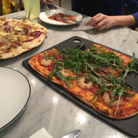 Photo taken at Pizza Express by anne t. on 7/15/2016