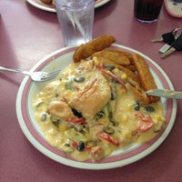Photo taken at C C's Family Cafe Inc. by Jesse M. on 5/18/2013