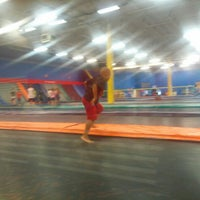 Photo taken at Jump Street by Omar W. on 8/15/2015