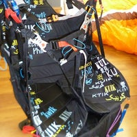 Photo taken at Oxygen Paragliding by Oxygen Paragliding on 9/6/2014