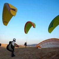 Photo taken at Oxygen Paragliding by Oxygen Paragliding on 7/31/2014