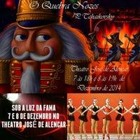 Photo taken at Escola de Ballet Lucymeire Aires by Reginaldo N. on 11/27/2014
