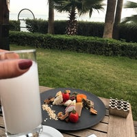 Photo taken at Mersin Hilton Lobby Lounge by Gameover on 12/28/2017