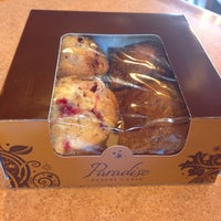 Photo taken at Paradise Bakery by Brian H. on 11/28/2014