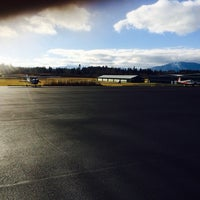 Photo taken at Jefferson County Airport by Kate T. on 1/4/2014