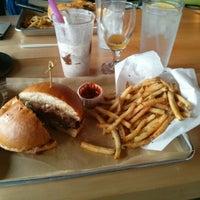 Снимок сделан в Hopdoddy Burger Bar пользователем Cory H. 1/12/2013