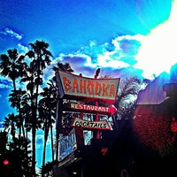 """Photo taken at Bahooka Ribs & Grog by ! ! """"Backstage Gabe . on 2/9/2013"""