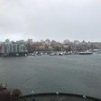 Photo taken at Delta Hotels by Marriott Victoria Ocean Pointe Resort by Lena K. on 2/17/2018