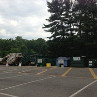 Photo taken at Ridgewood Recycling Center by Greg on 6/17/2013