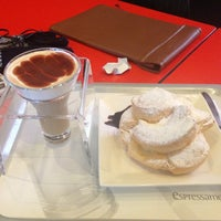 Photo taken at ESPRESSAMENTE ILLY by The J. on 12/23/2012