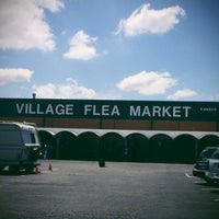Photo taken at Village Flea Market by Christopher K. on 6/8/2014