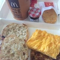 Photo taken at McDonald's by Christine Dawn O. on 10/24/2014