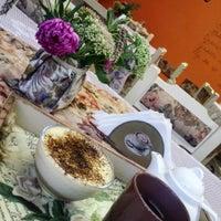 "Photo taken at Кафе ""Моє місто"" by Mariana P. on 9/4/2015"