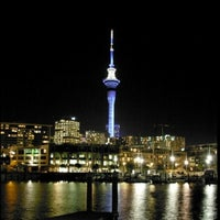 Photo taken at Sky Tower by Renata E. on 11/6/2012