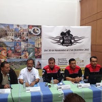 Photo taken at Secretaría de Turismo y Desarrollo Económico by Arturo R. on 11/13/2012