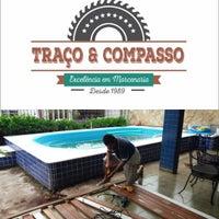 Photo taken at Marcenaria Traço & Compasso by Claudivan N. on 5/10/2017