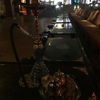 Photo taken at Sahara Sisha Club by Elandos on 3/30/2017