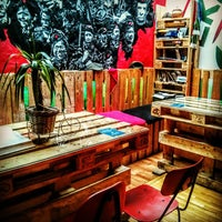 Photo taken at Eco hostel Republik by Jenna D. on 6/18/2015