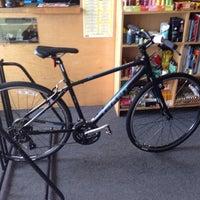 Photo taken at Freewheel Bike Shop by Lewis K. on 3/30/2014