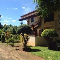 Photo taken at Teak Garden Villa And Spa Chiang Rai by Omzz B. on 8/9/2016