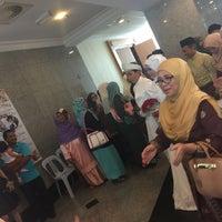 Photo taken at Dewan Seri Seroja, Presint 15 by Tengku i. on 11/19/2016