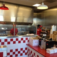 Photo taken at Five Guys by Eric H. on 12/28/2012