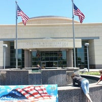 Photo taken at George Bush Presidential Library and Museum by Johnnie W. on 5/5/2013