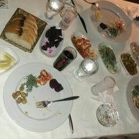 Photo taken at Elit Balık Restaurant by Gonca G. on 6/11/2015