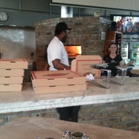 Photo taken at Andiamo! Brick Oven Pizza by George P. on 10/15/2014