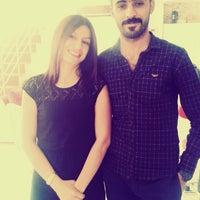 Photo taken at Salon doga by Ayşen A. on 9/3/2014