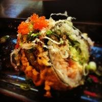 Photo taken at Zakuro Japanese Bistro & Sushi Bar by Hannah C. on 8/3/2013