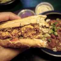 Photo taken at AJ's Famous Seafood and PoBoys by Foodie B. on 7/9/2015