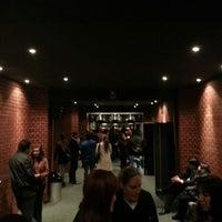 Photo taken at Teatro Luigi Pirandello by Demis E. on 7/5/2013