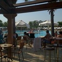 6/21/2012 tarihinde Biancaziyaretçi tarafından Barut Lara Resort'de çekilen fotoğraf