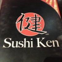Foto tomada en Sushi Ken por Alejandro C. el 12/28/2012