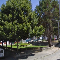 Photo taken at Ringue da Gandra by David N. on 10/19/2014