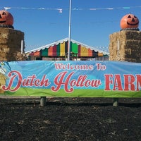Photo taken at Dutch Hollow Farms by Marian G. on 10/27/2017