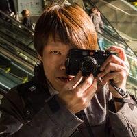 Photo taken at Omotesando Koffee by David T. on 8/21/2013
