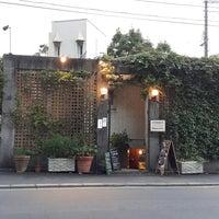 Photo taken at Cafe山猫軒 by Kanyasiri C. on 12/10/2014