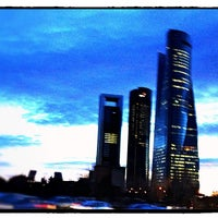 Photo taken at Madrid by Hector F. on 1/15/2013