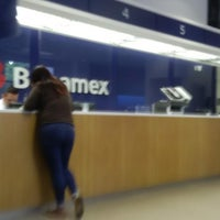Photo taken at Banamex by Abel Salvador A. on 12/20/2016