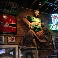 Photo taken at Tom Reid's Hockey City Pub by Michael E. on 2/18/2013