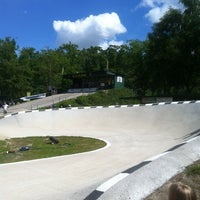 Photo taken at BMX Schijndel by Brigitte G. on 5/25/2014