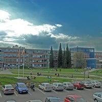 Photo taken at Provozně ekonomická fakulta ČZU (PEF) by ČZU v Praze on 4/28/2013