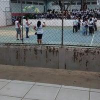 Photo taken at Colégio Estadual de Ipiaú by Petronio B. on 9/15/2014
