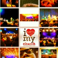 Photo taken at Jakarta Praise Community Church (JPCC) by Doddy E. on 2/1/2013
