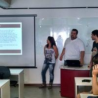 Photo taken at Pós Graduação - Marketing Digital e Mídias Sociais by Silvana S. on 12/20/2014