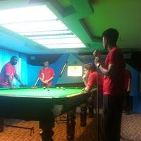 Photo taken at Golden Break Snooker & Pool Club by Ucop on 2/4/2016