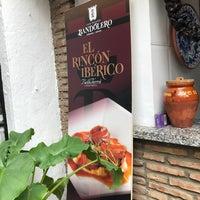 Foto tomada en Restaurante Casa Palacio Bandolero por Uğur Ö. el 1/25/2018