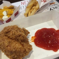 Photo taken at KFC by Command on 2/28/2017